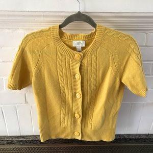 LOFT Sweaters - Yellow Loft Sweater